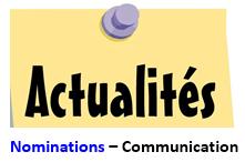 Actualités – Infos générales